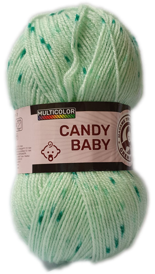 CANDY BABY 100g-COL.382 1