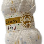 CANDY BABY 100g-COL.389 2