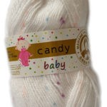CANDY BABY 100g-COL.389 3