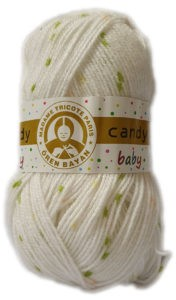 CANDY BABY 100g-COL.389 4