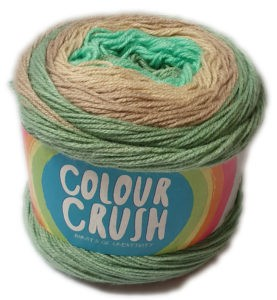 COLOUR CRUSH 200g-COL.556 MINT TO BE 4