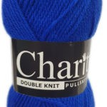 CHARITY PULLSKEIN DOUBLE KNIT-COL.022 EMERALD 2
