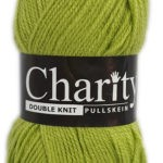 CHARITY PULLSKEIN DOUBLE KNIT-COL.136 RED 2