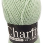 CHARITY PULLSKEIN DOUBLE KNIT-COL.223 DUCK EGG 3
