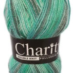 CHARITY CHUNKY PRINT 100g-COL.243 ALL THE WAVE 2