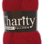 CHARITY PULLSKEIN DOUBLE KNIT-COL.022 EMERALD 3