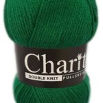 CHARITY PULLSKEIN DOUBLE KNIT-COL.135 MUSTARD 3