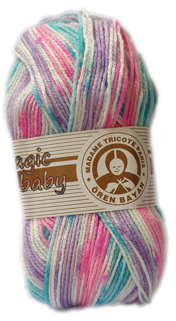 MAGIC BABY 100g-COL.401 1