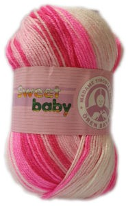 SWEET BABY 100g-COL.325 4