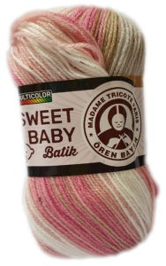 SWEET BABY 100g-COL.326 4