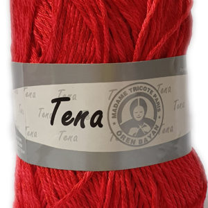 TENA 100g-COL.0437 RED 12