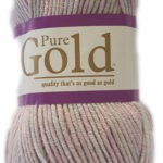 PURE GOLD D.K PRINT 100g-COL.156 WASABI 3
