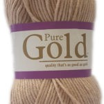PURE GOLD CHUNKY 100g-COL.064 PETROL 2