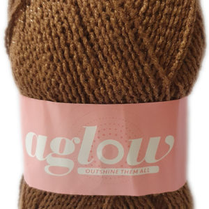 AGLOW 100g-COL.049 BROWN 7