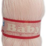 BABY 3 PLY 50g-COL.071 PALE LILAC 3