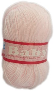 BABY 3 PLY 50g-COL.004 PINK 4