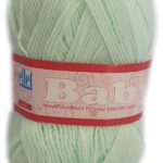 BABY 3 PLY 50g-COL.071 PALE LILAC 2