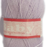 BABY 3 PLY 50g-COL.004 PINK 2