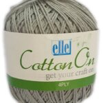 COTTON ON 4 PLY 100g-COL.774 ICED GREEN 2