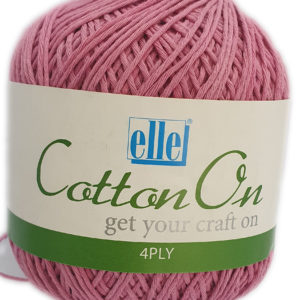 COTTON ON 4 PLY 100g-COL.753 PINK 6