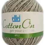 COTTON ON 4 PLY 100g-COL.750 BLUE 2
