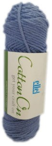 COTTON ON SERIOUSLY CHUNKY 100g-COL.750 BLUE 4