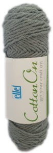 COTTON ON SERIOUSLY CHUNKY 100g-COL.751 GREY 4