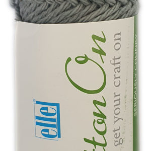 COTTON ON SERIOUSLY CHUNKY 100g-COL.751 GREY 5