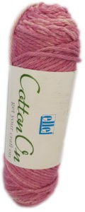 COTTON ON SERIOUSLY CHUNKY 100g-COL.800 LOTUS PINK 4