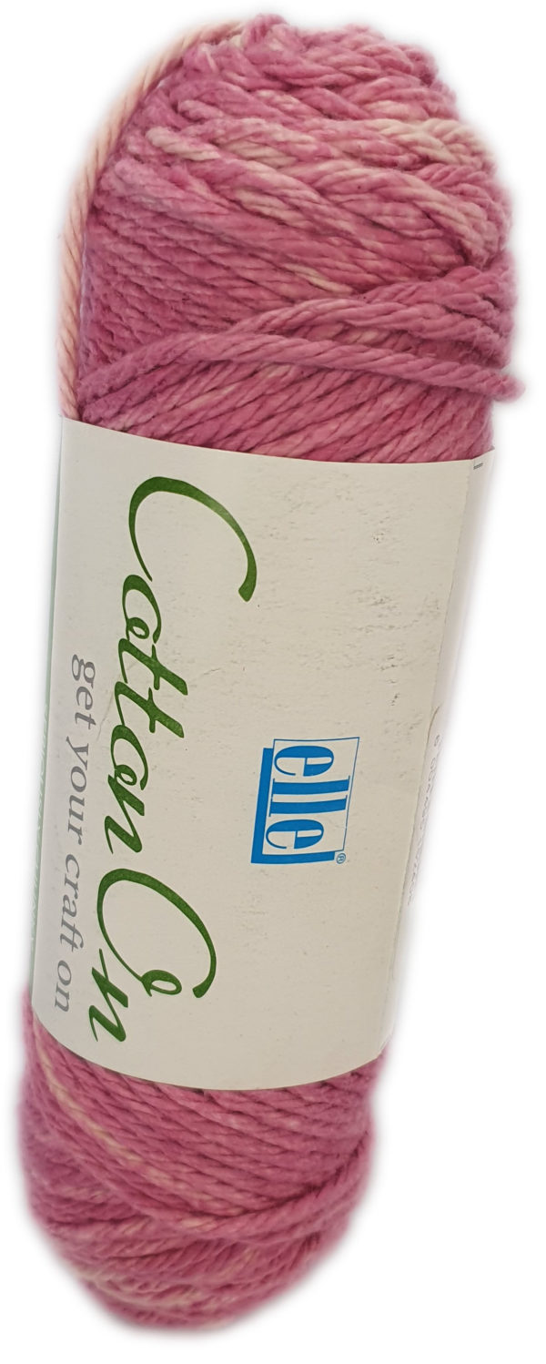COTTON ON SERIOUSLY CHUNKY 100g-COL.800 LOTUS PINK 1