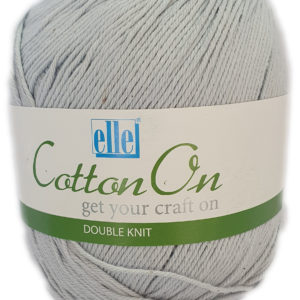 COTTON ON D.K 250g-COL.703 ICED BLUE 12
