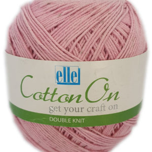 COTTON ON D.K 250g-COL.704 ICED PINK 12