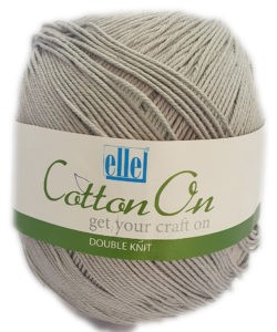 COTTON ON D.K 250g-COL.711 ICED GREY 4