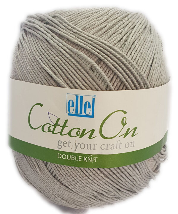 COTTON ON D.K 250g-COL.711 ICED GREY 1