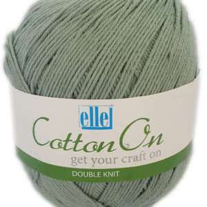 COTTON ON D.K 250g-COL.724 GREEN 9