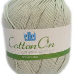 COTTON ON D.K 250g-COL.711 ICED GREY 2