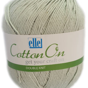 COTTON ON D.K 250g-COL.774 ICED GREEN 12