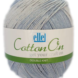 COTTON ON D.K 250g-COL.801 RAINDAY BLUE 7