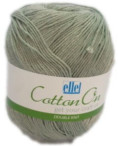 COTTON ON D.K 250g-COL.802 FORREST GREEN 4