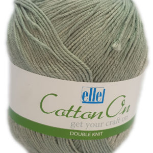 COTTON ON D.K 250g-COL.802 FORREST GREEN 13