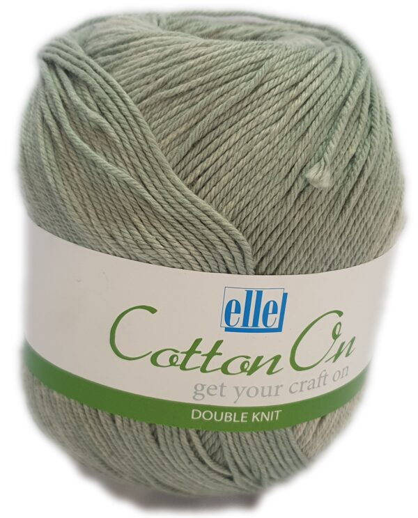COTTON ON D.K 250g-COL.802 FORREST GREEN 1