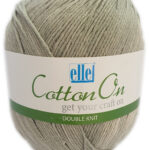 COTTON ON D.K 250g-COL.802 FORREST GREEN 2
