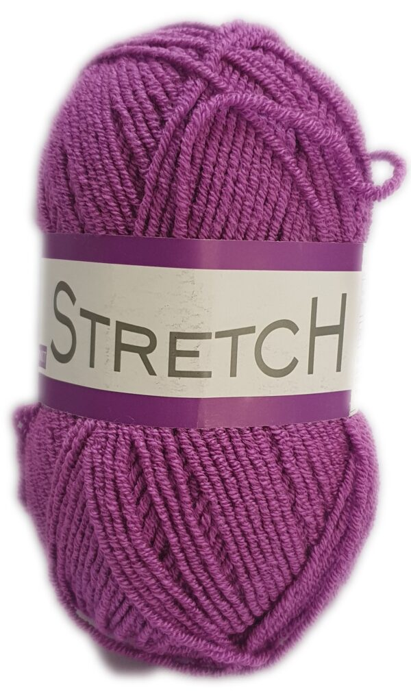 ELLE STRETCH 50g-COL.071 ORCHID 1