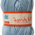 FAMILY KNIT CHUNKY 50g-COL.004 JUST PINK 2