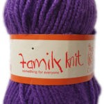 FAMILY KNIT CHUNKY 50g-COL.427 AQUARINE 2