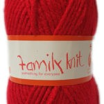 FAMILY KNIT CHUNKY 50g-COL.427 AQUARINE 3