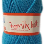 FAMILY KNIT CHUNKY 50g-COL.074 SNOWMOON 3