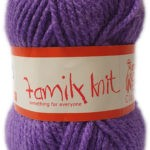 FAMILY KNIT CHUNKY 50g-COL.359 SOFT TURQUOISE 2