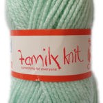 FAMILY KNIT CHUNKY 50g-COL.004 JUST PINK 3
