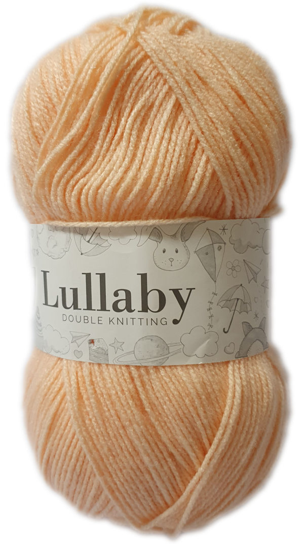 LULLABY 100g-COL.046 PEACHES 1